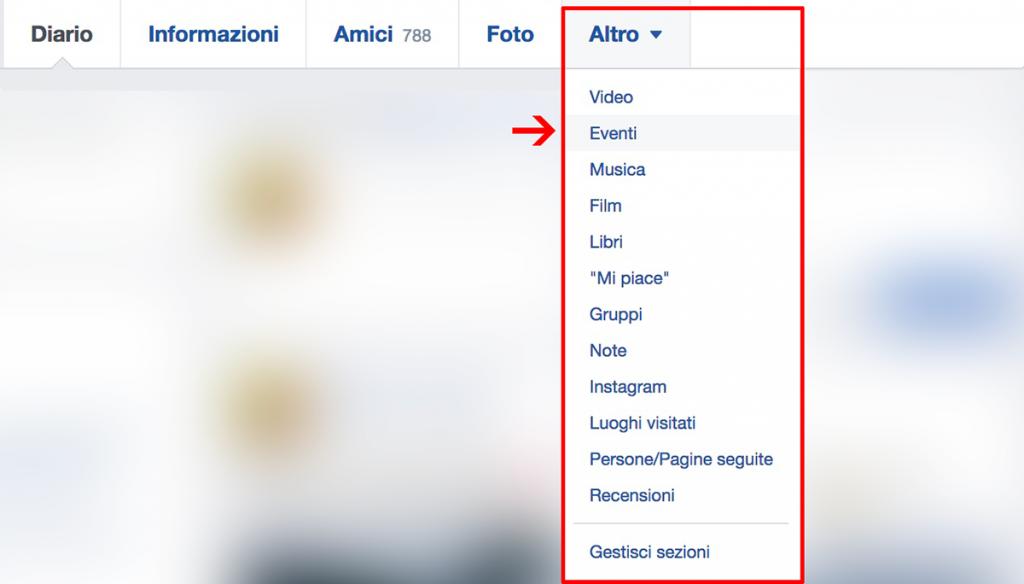 Mini guida su come creare eventi su Facebook