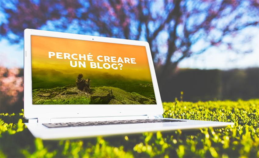perché creare un blog