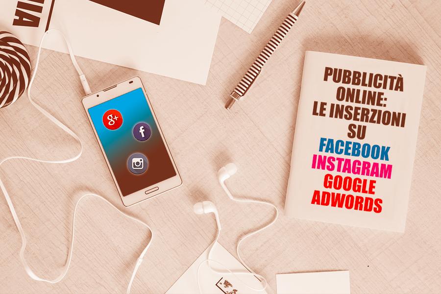 La pubblicità online e le inserzioni sponsorizzate