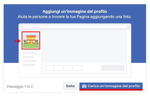 Creare una pagina Facebook aziendale: scegli con cura i tuoi contenuti visivi