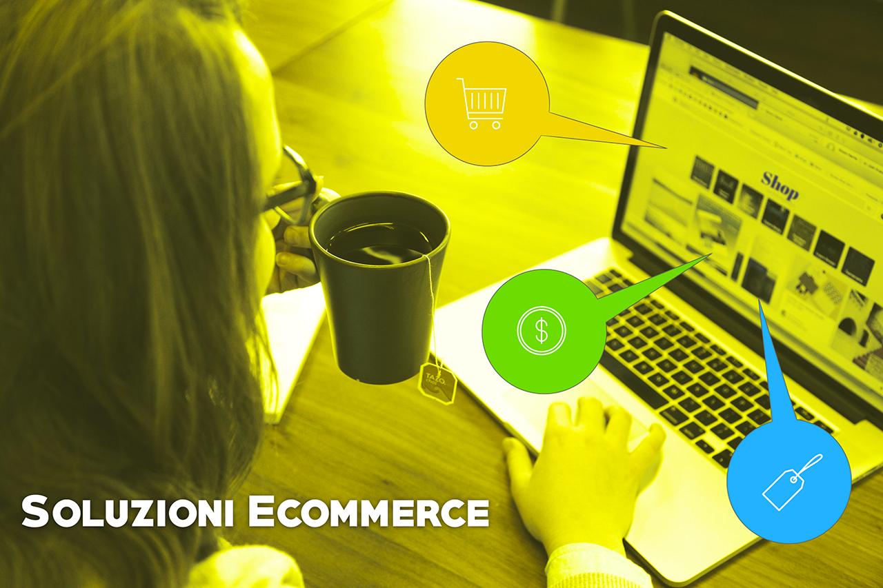 Vendere online e le soluzioni per il tuo ecommerce
