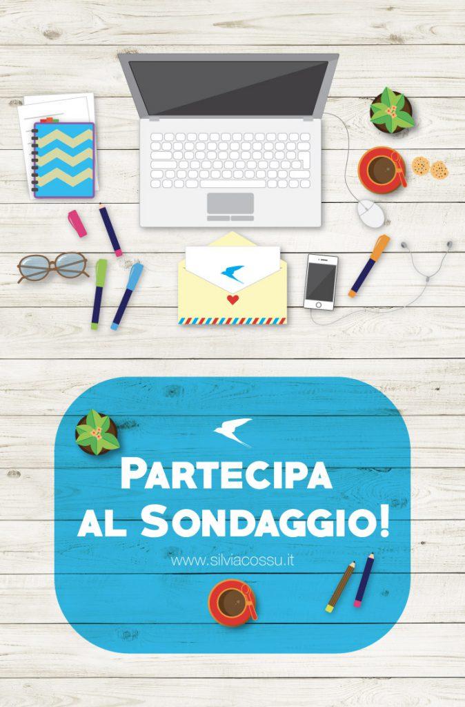 Partecipa al sondaggio del Blog Silviacossu.it
