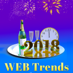 Nuovi trend e cambiamenti nel web marketing del 2018: social media marketing, video, intelligenza artificiale
