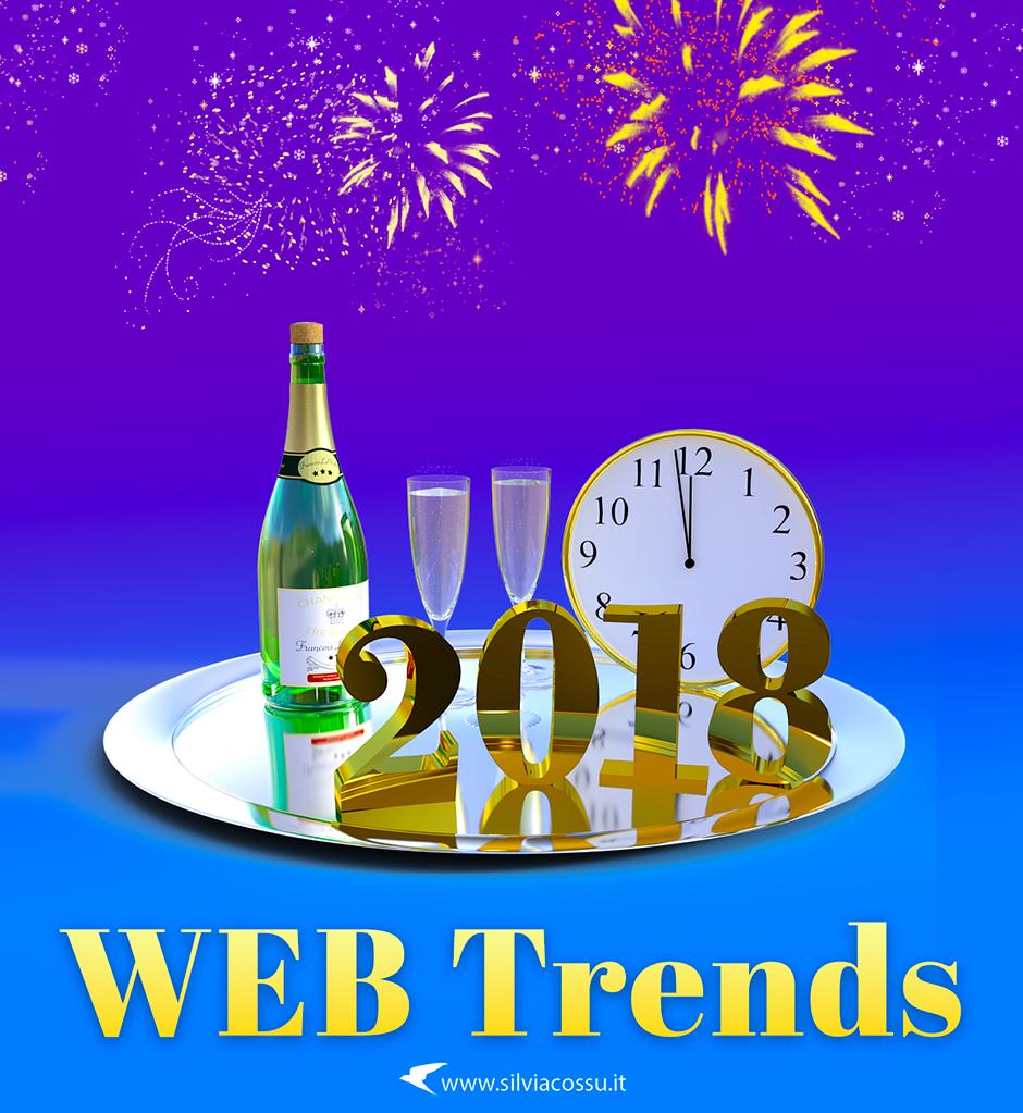 Nuovi trend e cambiamenti nel web marketing del 2018: social media marketing, video, intelligenza artificiale
