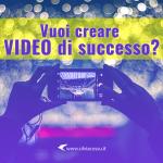 Quali sono gli ingredienti per un video di successo? Alcune dritte in quest'articolo per capire come creare un video per la tua attività e quali caratteristiche deve avere per raggiungere il pubblico giusto