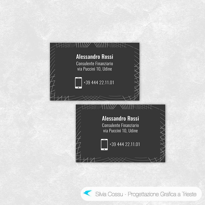 Biglietti da visita da personalizzare