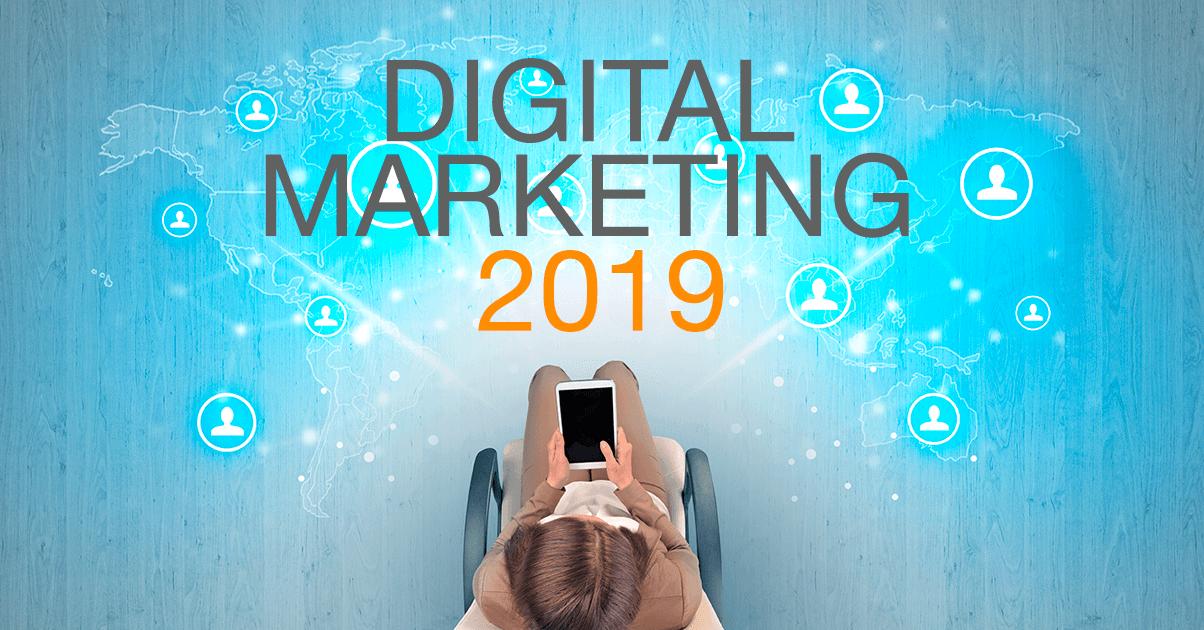 I trends del digital marketing 2019: consigli e suggerimenti