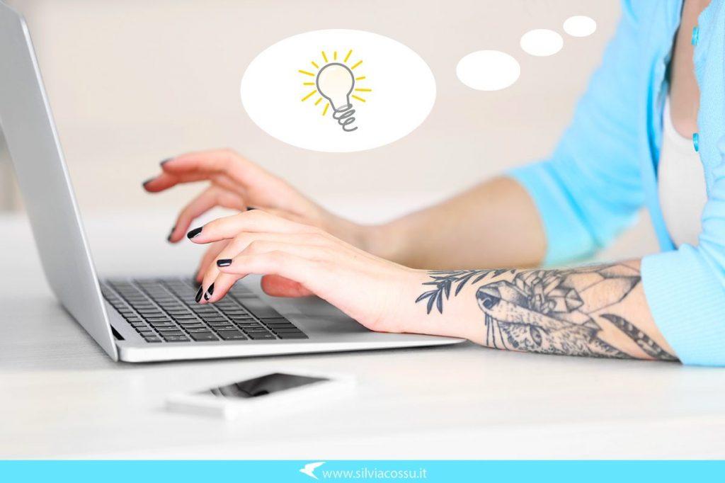 Come scegliere il nome di un sito web? Silvia Cossu ti spiega quali errori evitare e quali consigli pratici seguire per scegliere il nome giusto del tuo sito o del tuo blog