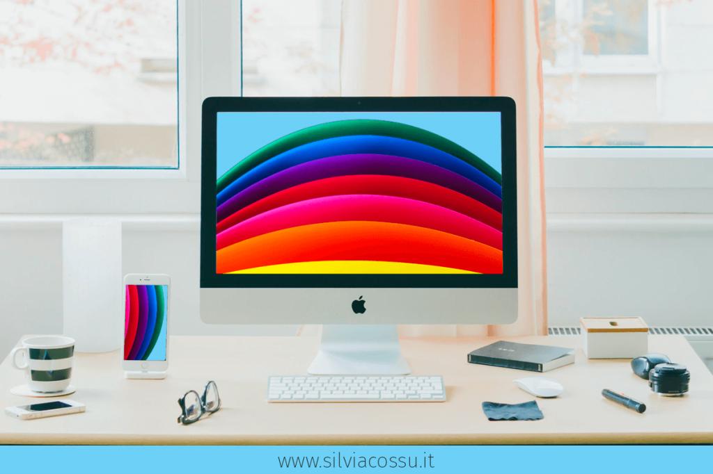 Curare il web design di un sito web non è solo progettare un sito bello, ma pensare all'usabilità e alla semplicità di utilizzo da parte degli utenti