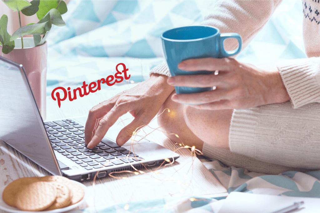 5 metodi per utilizzare Pinterest per le aziende: verifica il tuo sito, crea la grafica per i tuoi pin, programma i tuoi pin, usa le parole chiave, carica video su Pinterest